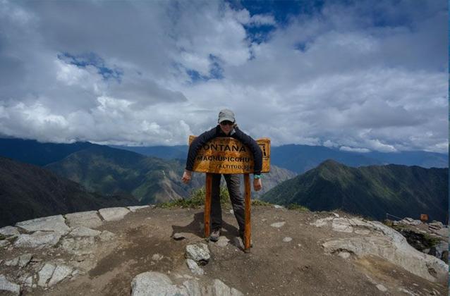 MachuPicchuMontaña徒步9am + Machu Picchu