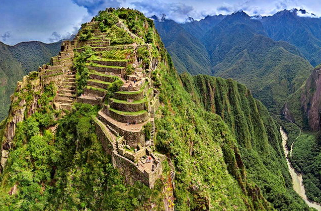 Huaynapicchu ticket 7 uur + Machu Picchu