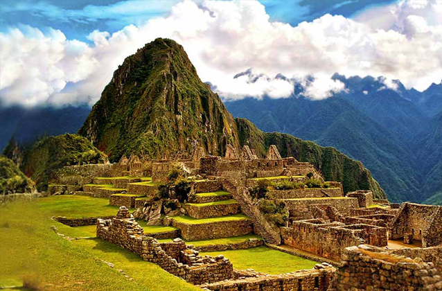 Machu Picchu City 6am-12pm